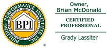 Dr. Energy Saver Outer Banks is BPI certified